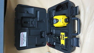 Cst Berger Lasermark Lm30 Rotary Laser W/rd1 Receiver + Case Look