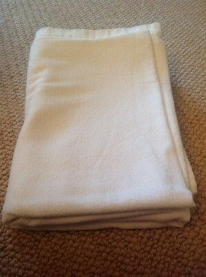 White Mothercare Cotton Small Sheets Set Of 2