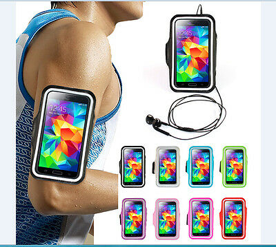 For Samsung S3/S4/S5/S6 Cases Cover Gym Arm Band Sport Cover Holder Bag Phone
