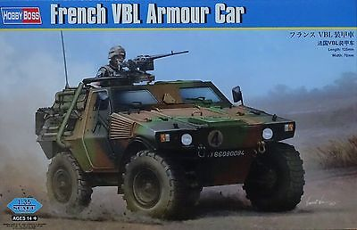HOBBYBOSS® 83876 French VBL Armour Car in 1:35