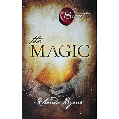 The Magic by Rhonda Byrne (Paperback), Books, Brand New