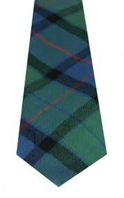 Flower Of Scotland Tartan Tie 100% Pure Wool 4 Dressed Shirt Kilt Sporrans Sale