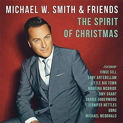 The Spirit of Christmas by Michael W. Smith - CD Album Damaged Case