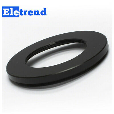 58mm to 37mm 58-37mm Male-Famale Step-Down Lens Filter Hood Cover Ring Adapter