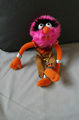 "MUPPETS Vintage Animal Approx 12"" Plush, Soft Toy Great Condition"