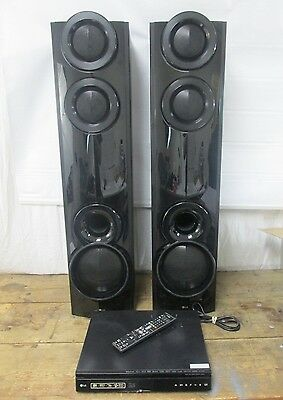 LG LHB675 1000W X-Boom Home Theater System with Blu-ray 3D Disc Player