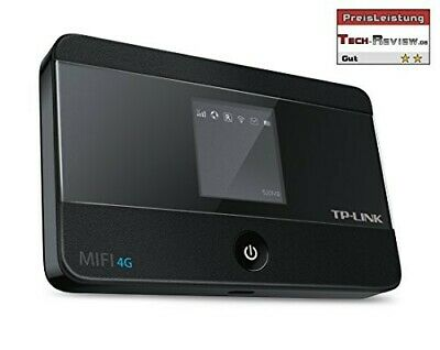Tp-link Mobile 4G/LTE Wireless Router Wi-Fi Hotspot Plug-Type F (EU)