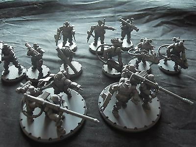 DUST TACTICS -  AXIS Primed HEAVY Infantry Deal 1