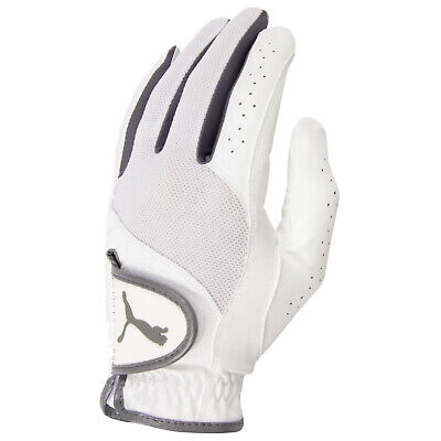 Puma Golf Womens Sport Performance Left Hand Glove New Ladies White Right Handed