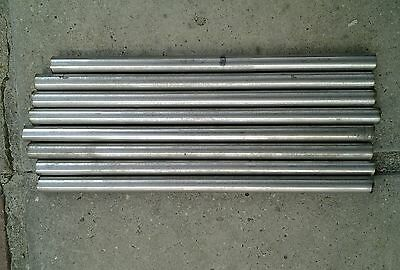 12mm STAINLESS STEEL ROUND BAR / ROD GRADE 304L LENGTHS WITH FREE P&P