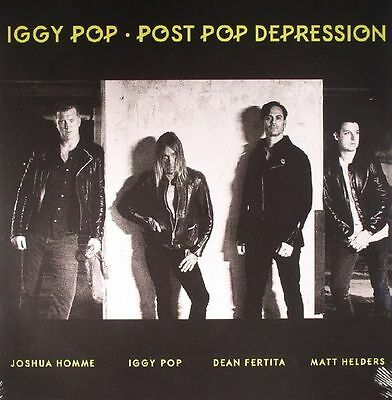 POP, Iggy - Post Pop Depression - Vinyl (LP)