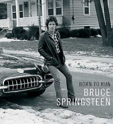 Born to Run by Bruce Springsteen (2016, CD, Unabridged)