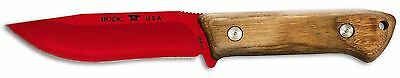 Buck Compadre 0104WAS-B Camp Knife Fixed Blade