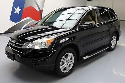 2011 Honda CR-V EX-L Sport Utility 4-Door 2011 HONDA CR-V EX-L SUNROOF HTD LEATHER ALLOYS 30K MI #045685 Texas Direct Auto