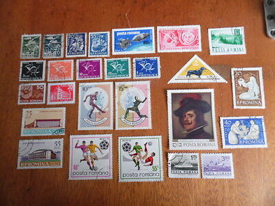 Romania ~ Mixed Used ~ Lot 4