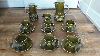 Vintage Beswick Zorba 1970's Tea And Coffee Set Collectable