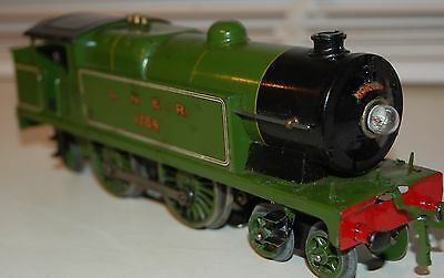 HORNBY O GAUGE ELECTRIC No 2 SPECIAL TANK IN LNER GREEN LIVERY