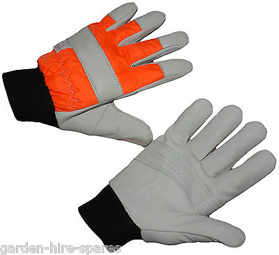 Chainsaw Protective Gloves Large Size Suit STIHL chainsaw Users