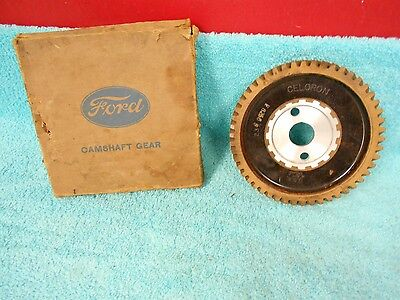 1928-31 Ford Model A  Camshaft + .004  50 Tooth  Timing Gear  Nos Ford 1116