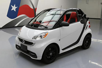 2014 Smart Fortwo Electric Drive Convertible 2-Door 2014 SMART FORTWO PASSION ELECTRIC DRIVE CABRIOLET 16K #756455 Texas Direct Auto