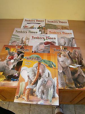 Collectable Tuskers