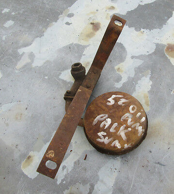 1952 packard oil pump pick up tube and bracket