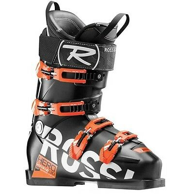Boots Skiboot Race ROSSIGNOL HERO WORLD CUP SI 130 BLACK stag 2016/17 NEW
