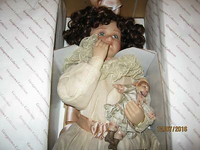 Sophie And Her Bru Doll By Pamela Phillips-Yesterday's Dreams Collection W/box
