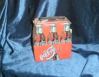 Sealed COCA-COLA Lunch Box with Jawbreakers inside = NIB