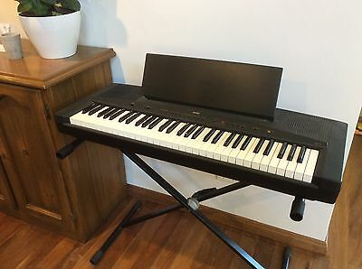 Yamaha Electric Piano YPP-35 With Stand, Pedal and gig bag