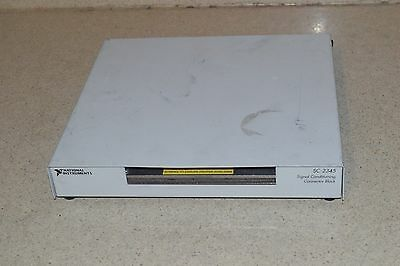 National Instruments Sc-2345 Signal Conditioning Connector Block