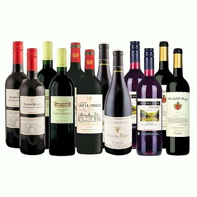 Imported Reds Selection (12 x 750mL)
