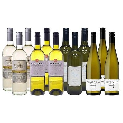 Whites Mixed Case Selection (12 x 750mL)