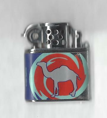 Vintage 1997 RJRTC Small Camel Lighter, Unused, Working Condition, Nice Finish