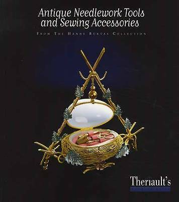 Antique Needlework Tools & Sewing Accessories Collector Guide