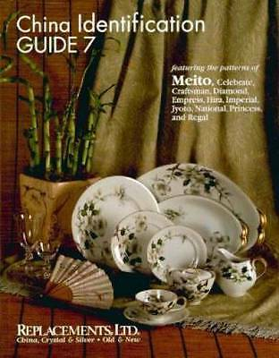 Replacements LTD China Pattern ID Guide Book 7