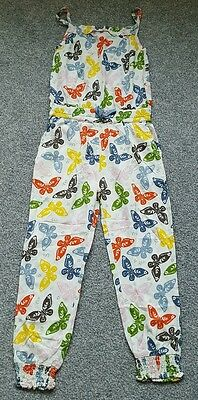 Mini Boden Girls Summer Playsuit Age 5-6 Years. Brand new.