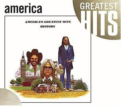 America - History America's Greatest Hits [New CD] Repackaged