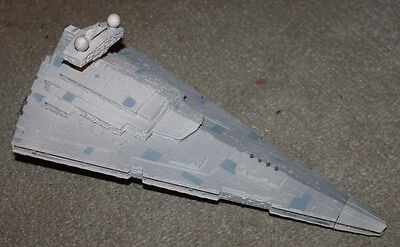 1996 Hasbro Star Wars Electronic Imperial Star Destroyer (No Stand)