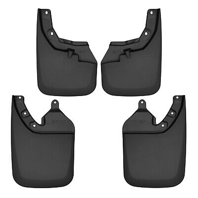 Husky Liners 57931 Black Custom Molded Mud Guards   FITS:TOYOTA 2005-2014 TAC