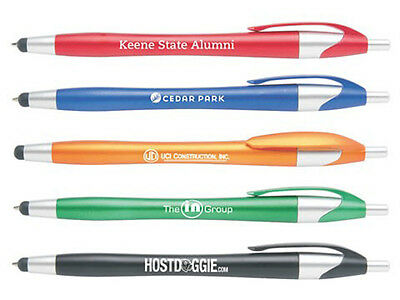 Stylus Pens Personalized Promotionals Advertising Business Marketing Handouts