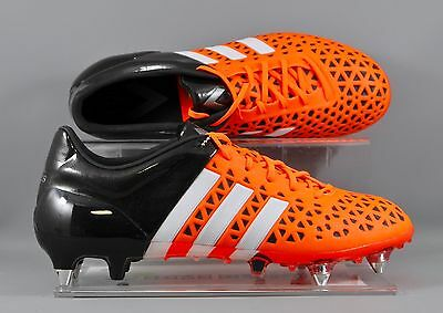 Adidas (S83229) ACE 15.1 SG adults football boots - Black/Orange