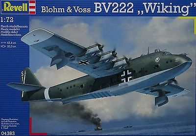 "REVELL® 04383 Blohm & Voss BV222 ""Wiking"" in 1:72"