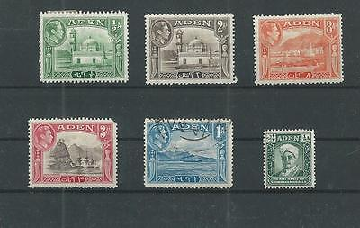 Trade Price Stamps Early Aden Mounted Mint And Used
