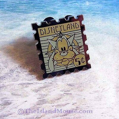 Disney Hotel HM Stamp Goofy Cent Stamp Pin (UU:62957)