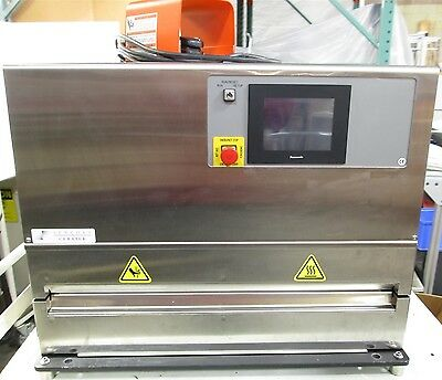 "Sencorp 24P/2 Thermal Bar Constant Heat Medical Pouch Sealer, 24"" 120VAC 100psi"