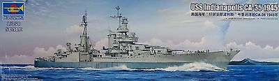 TRUMPETER® 05326 USS Indianapolis CA-35 1945 in 1:350