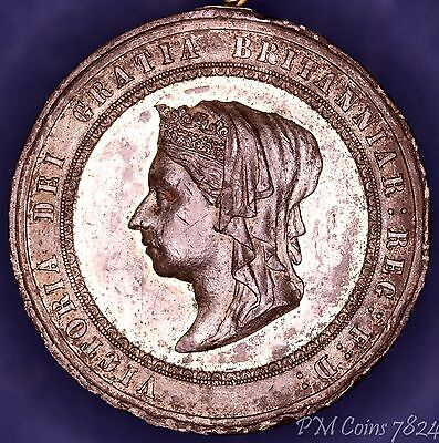 1887 Medal 50th Anniversary of Victoria Reign [7824]
