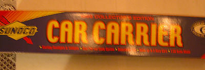 """SUNOCO 1999 COLLECTOR'S EDITION – 6th in a Series - 19"""" CAR CARRIER SEMI TRUCK"""