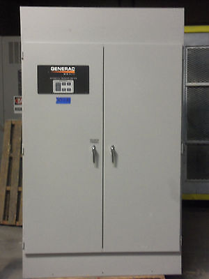 2600 AMP AUTOMATIC TRANSFER SWITCH 3 POLE Phase ATS 480v 277v 4 wire 2500 2000
